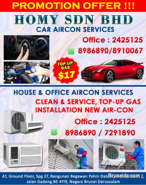 Picture of HOMY SDN BHD AIRCON SERVICES