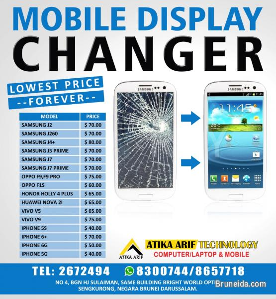 Picture of Mobile Display Change @ Sengkurong!!8657718
