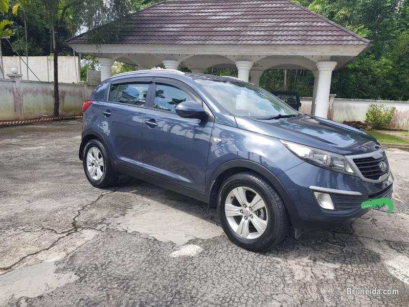 Picture of Kia Sportage (2011 Model)