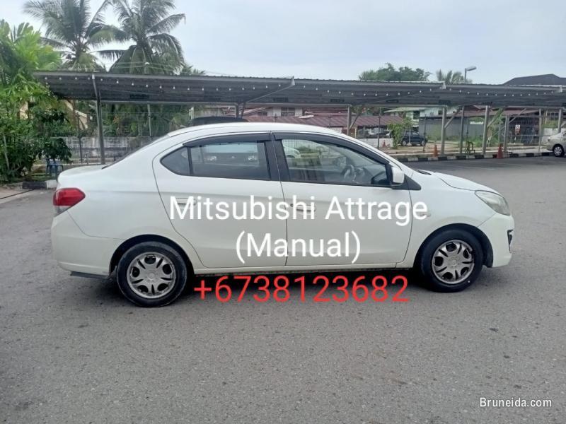 Picture of Mitsubishi Attrage (Manual) Below market price!!