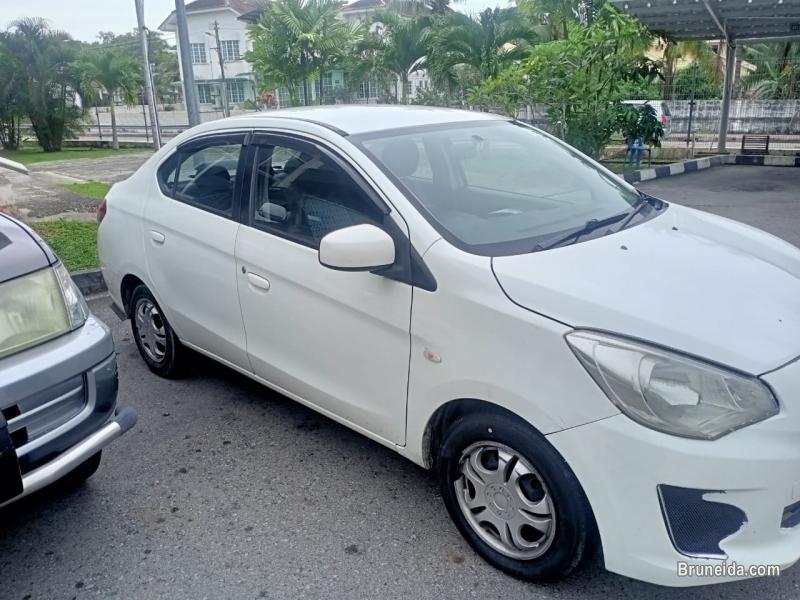 Mitsubishi Attrage (Manual) Below market price!! in Brunei Muara