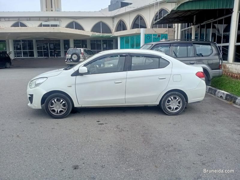 Picture of Mitsubishi Attrage (Manual) Below market price!! in Brunei