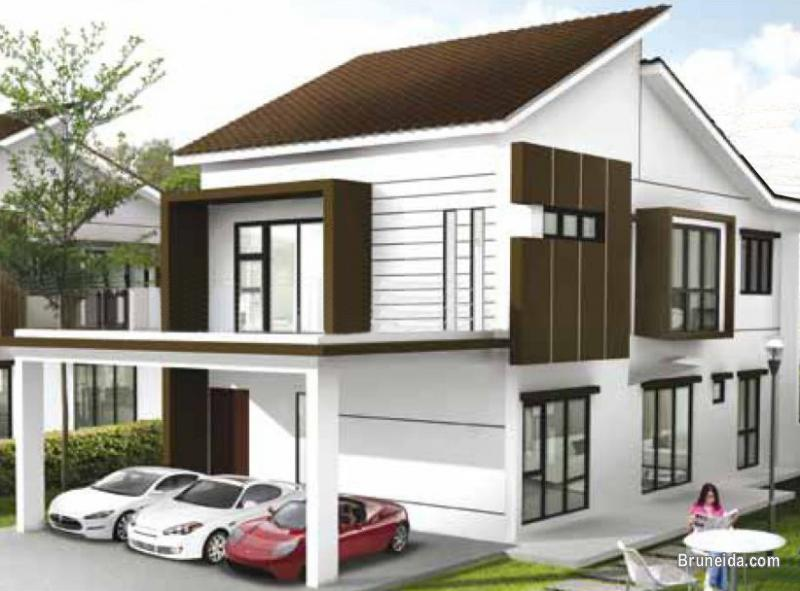 Pictures of LAST UNIT! of 2-storey Detached House at Kg Kupang, Tutong