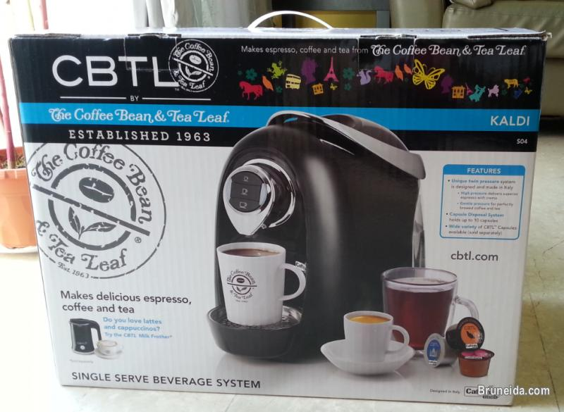 Picture of Coffee Bean Machine CBTL Kaldi Black for SALE - New in Box