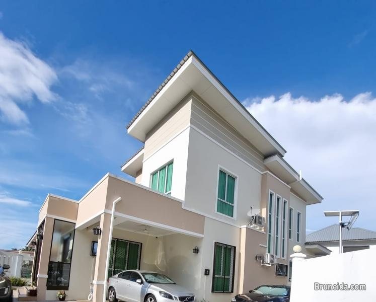 Picture of Partial Furnished Detach House for Rent @ Kg Mentiri
