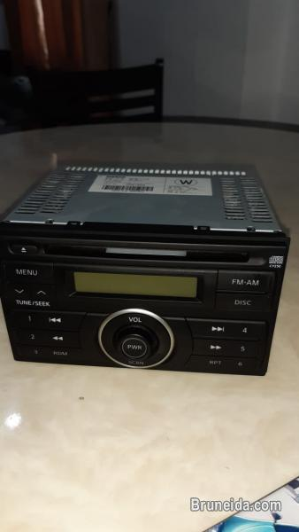 Picture of Use CD player