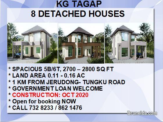 Picture of New Double Storey Detached in Sengkurong