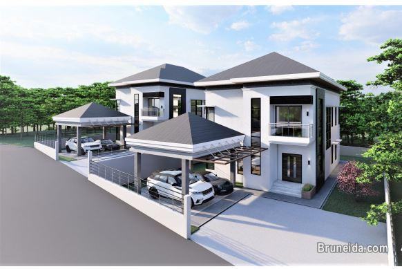 Picture of TWO UNITS NEW DETACHED MODERN HOUSES