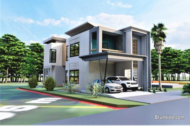 Picture of LIMITED 3 UNITS DETACHED HOUSE IN BATU APOI TEMBURONG