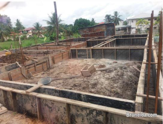 TUTONG TOWN: TWO UNITS NEW MODERN DETACHED HOUSES 4B/4T