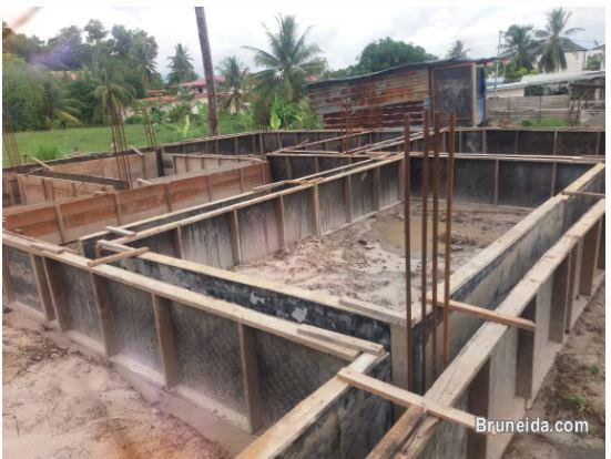 TUTONG TOWN: TWO UNITS NEW MODERN DETACHED HOUSES 4B/4T in Tutong