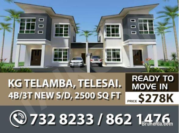 Picture of New Double Storey Semi-Detached in Telisai, Tutong