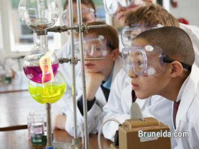 Picture of School or college Laboratory Set up Consultant Brunei