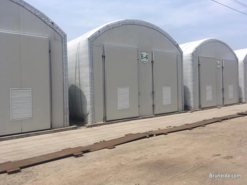 Pictures of Agri Infrastructures-Pack Houses & Ripening Chambers Consultant