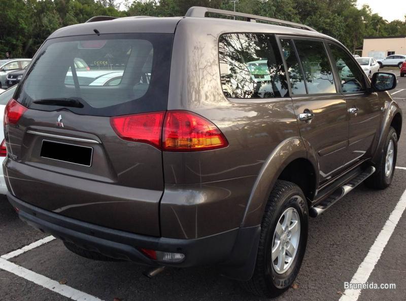 Picture of Mitsubishi Pajero Sport Wagon Deluxe for Sale in Brunei