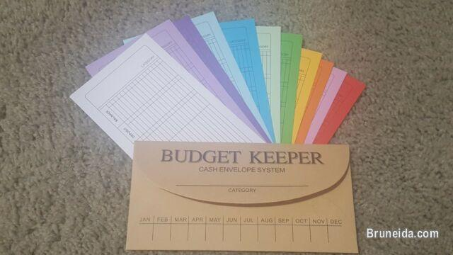 Picture of Envelope budgeting system