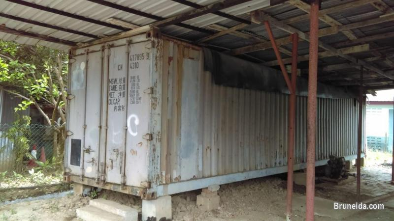 Picture of 40 ft Storage Container for sale