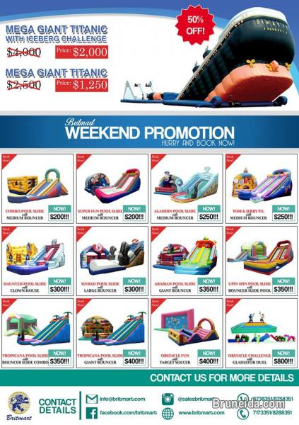 Picture of WEEKEND SPECIAL PROMOTION