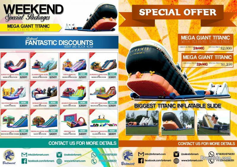 Picture of WEEKEND SPECIAL PACKAGES