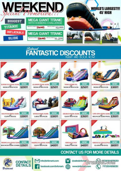 Pictures of WEEKEND SPECIAL PROMOTION