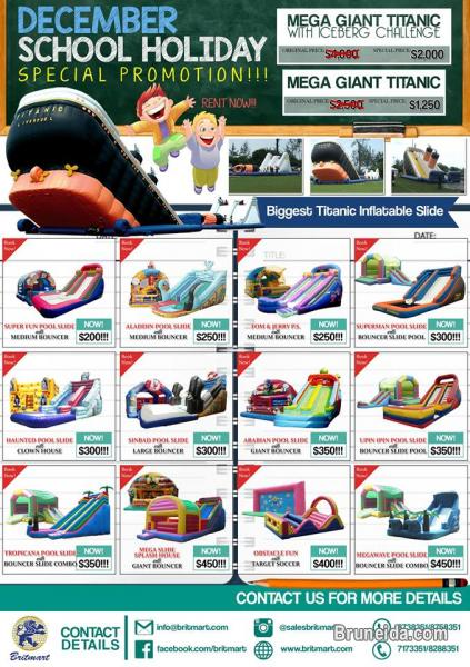 Pictures of DECEMBER SCHOOL HOLIDAY SPECIAL PROMOTION