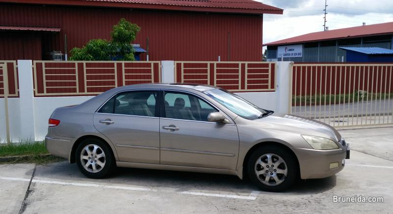 Picture of Honda Accord 3. 0v6 2003/4 for sale
