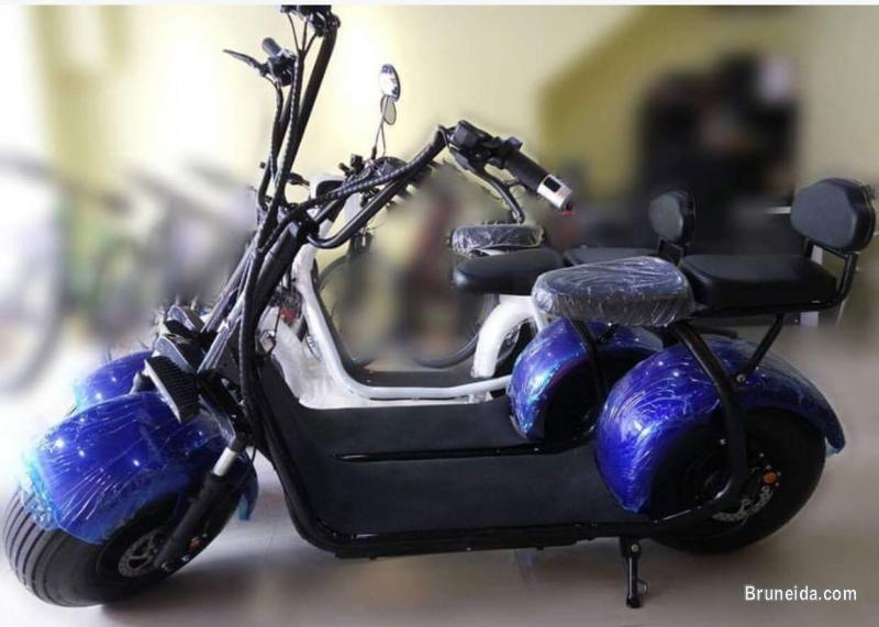 Pictures of Harley e scooter