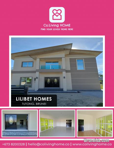 Picture of Bukit Panggal, Brunei- LILIBET HOME FOR RENT $1. 3K & SALE $307K