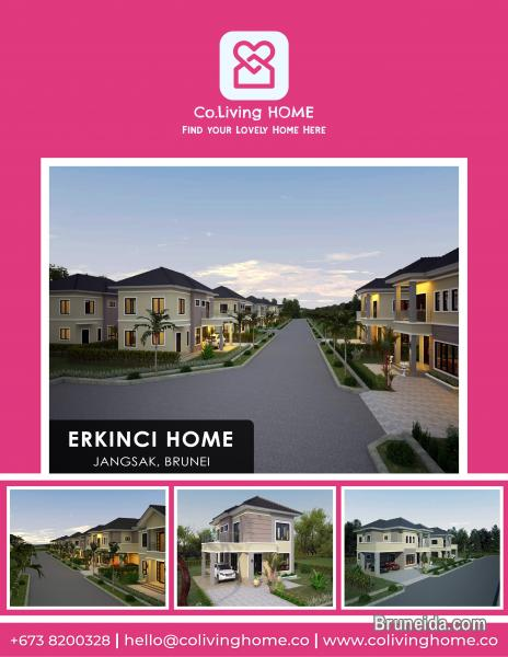 Picture of Jangsak, Brunei - ERKINCI HOMES FOR SALE $245K - $365K