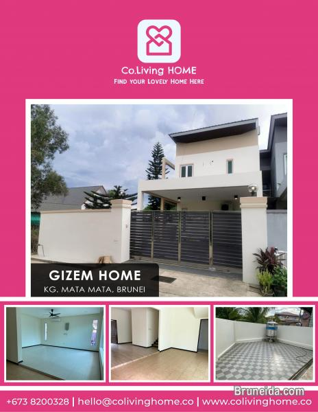Picture of Kg. Mata Mata, Brunei - GIZEM HOME FOR RENT 1. 3K