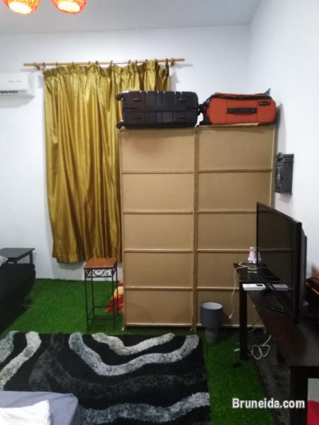 Room 7: Queen Bed Fully Furnished $200 in Brunei