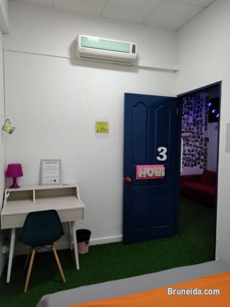 Room H03/H04 Co. Living Hostel $180 per month in Brunei Muara