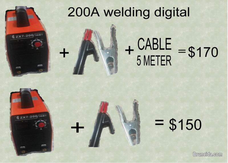 Picture of New welding 200A for sale
