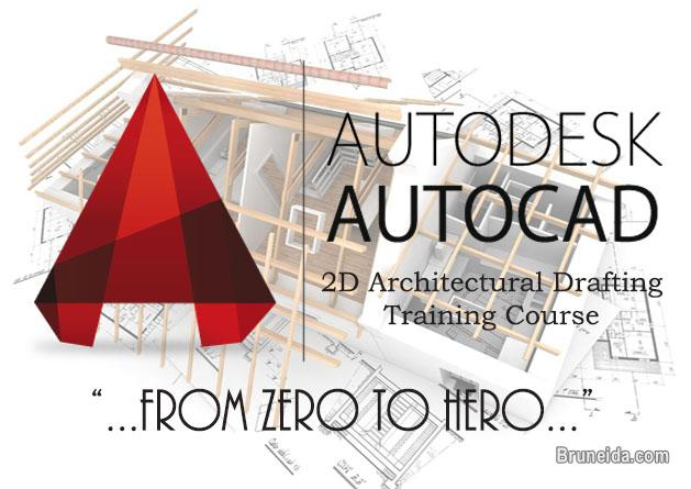 Pictures of AutoCAD Architectural Drafting Training Course