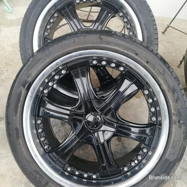 Picture of 20'' 4x4 rims