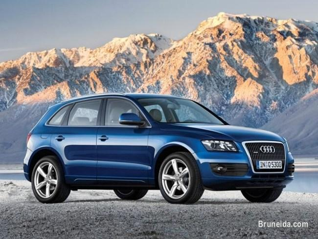 Picture of Audi Q5 2011 for sale.