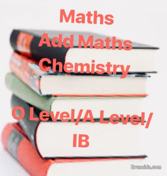 Picture of Expert Maths/Add Maths/Chemistry