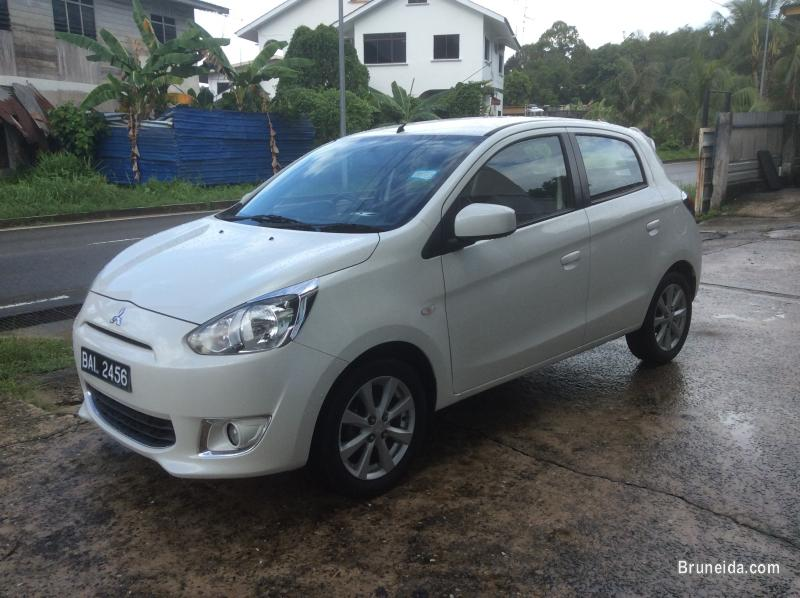 Picture of Mitsubishi mirage for sale
