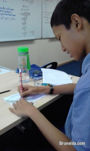 Maths Tuition: Years 7-13, both International and Local schools in Brunei