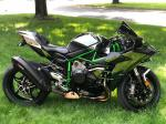 2015 Kawasaki NINJA H2 for sell