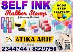 SELFINK RUBBER STAMP - DOORSTEP DELIVERY