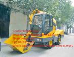 4M3 self loading concrete mixer price