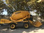 3500TC self loading mobile concrete mixer in stock