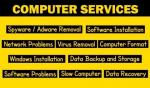 Computer Services/ Install Original System & MS Office Activated