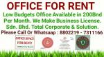BUSINESS & OFFICE SETUP SERVICES