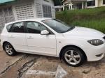 Mazda 3 H/back 1. 6 semiauto