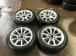 GOOD OFFER!! Genuine BMW wheels 17`` x 8``