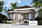 Modern Design Bungalow House