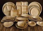 Palm leaf plates biodegradable and eco friendly