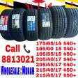 Tyres Jerudong: Wholesale Low Price (Cars, Van, Pickup, Bas)